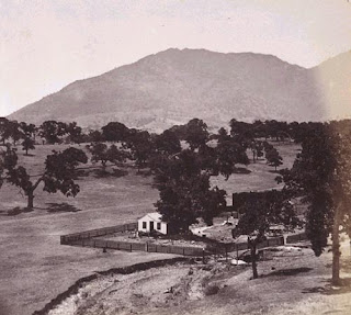 Mt. Diablo, 1860 or 1870