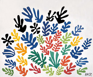 Le Gerbe by Henri Matisse