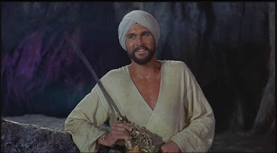 John Phillip Law as Sinbad