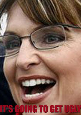 Sarah Palin - It's going to get ugly