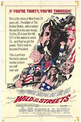 Wild in the Streets poster