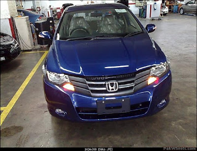Carsnetwork :: New Honda City 2009 Exclusive Review