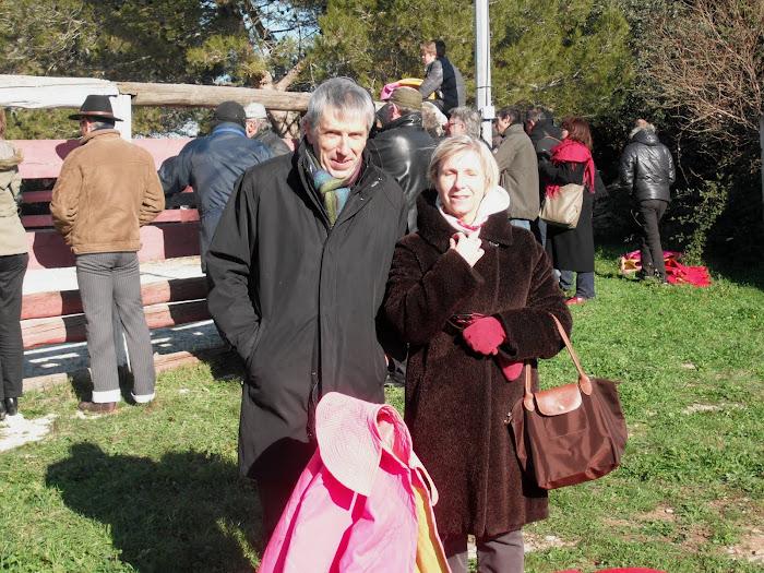 JACKY RAYMOND ET MARIANNE CREPIN AU CLAPAS SAMEDI 22 JANVIER 2011