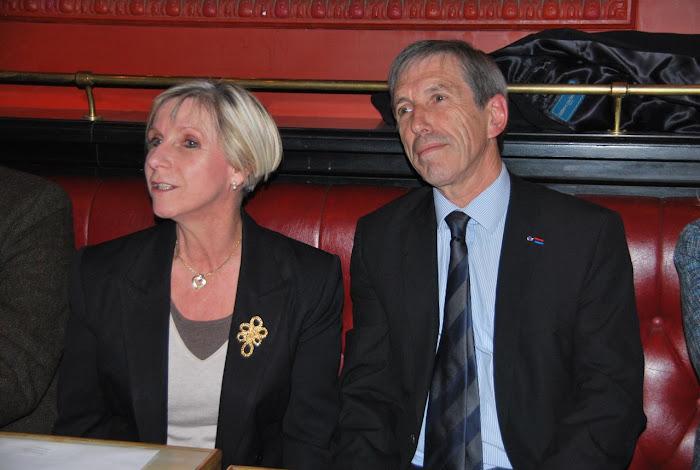 Jacky RAYMOND et Marianne CREPIN