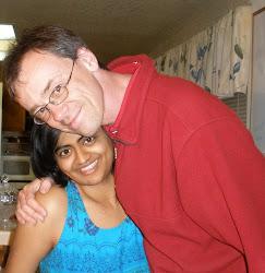 Radhika and Andre