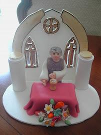 Maqueta per torta
