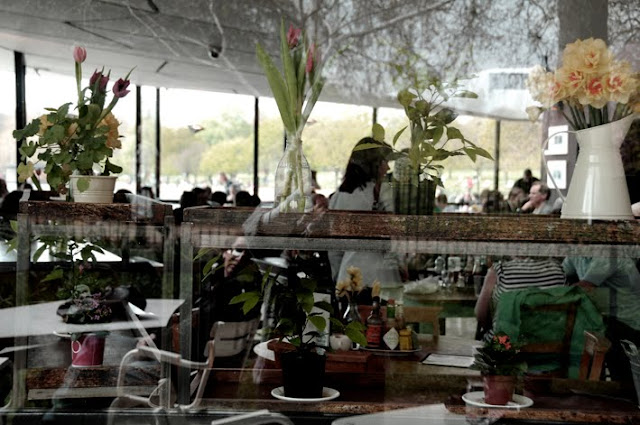 Serpentine Bar and Kitchen in Hyde Park