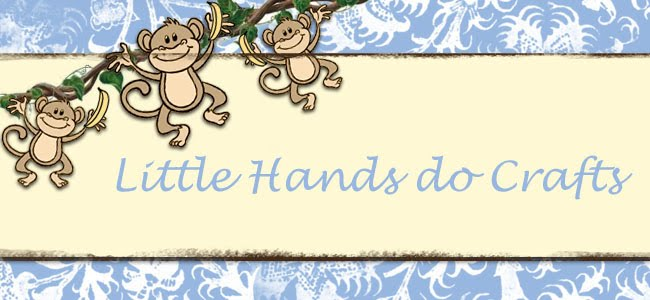 Little Hands Do Crafts
