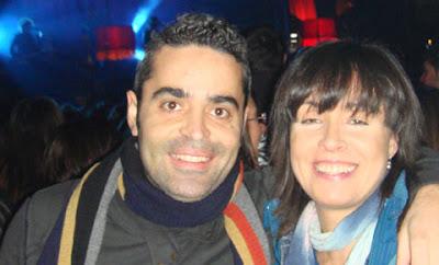 María y Hugo