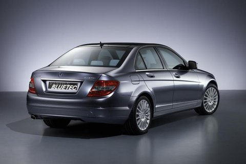The 2010 C-Class is a 4-door, 5-passenger luxury sedan, or luxury sports