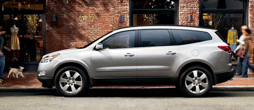 2011 chevrolet traverse car smart choice new cars. Black Bedroom Furniture Sets. Home Design Ideas