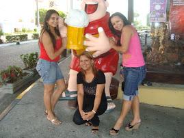 Eu.....Dry....e Marina em Manaus :)
