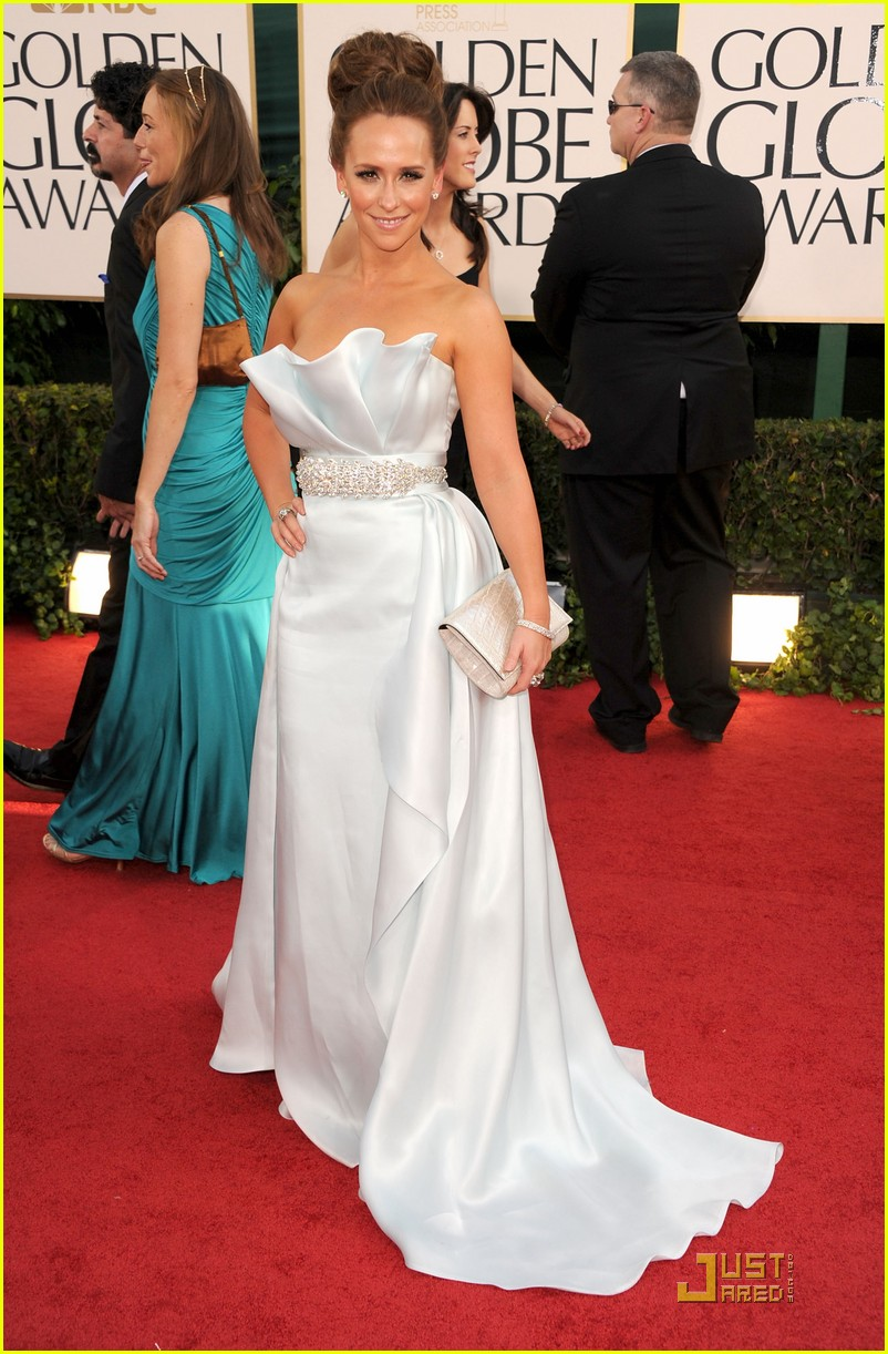 Jennifer Love Hewitt wedding dress 2011