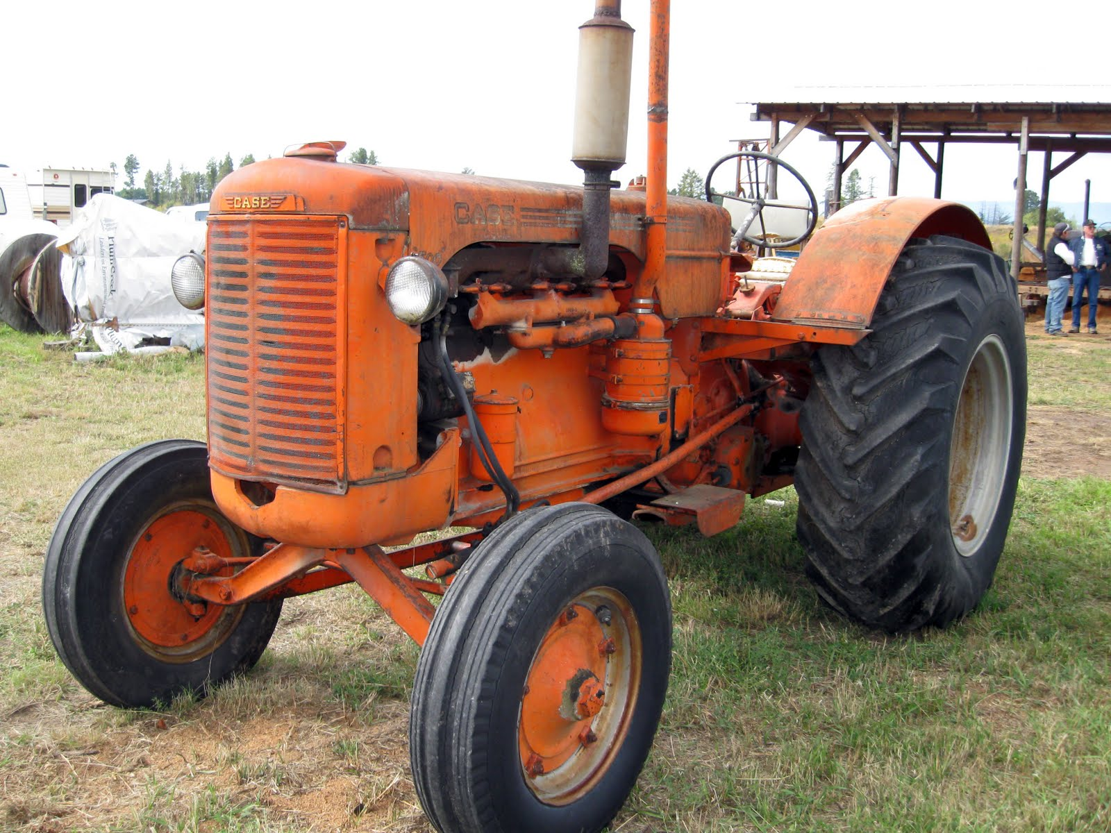 Old Case Tractor : Old case tractor bing images