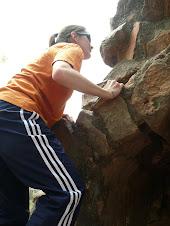 Urban Rock Climbing!