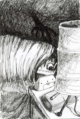 Kayako nos mira el jard n de lilo for Jardin lilo