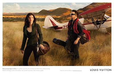 Louis Vuitton, Annie Leibovitz, fashion photography, Ali Hewson, Bono, U2, Core Values, fashion campaign, Diana Topan, Photography News, photography-news.com, photo news, fashion photography news