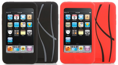 FlexGrip Silicone iPod Touch case (2G)