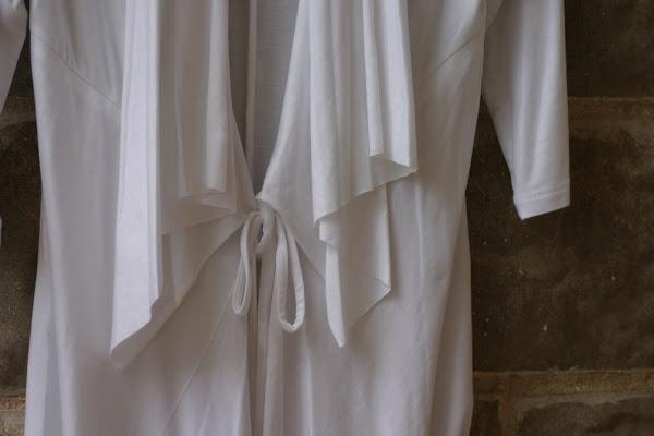 Tie Front Detail