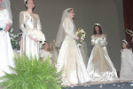 Historical Society Wedding Fashion Show