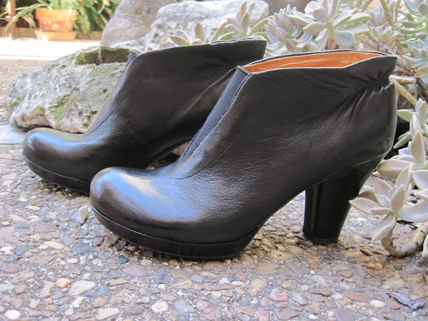 Bora Black Bootie