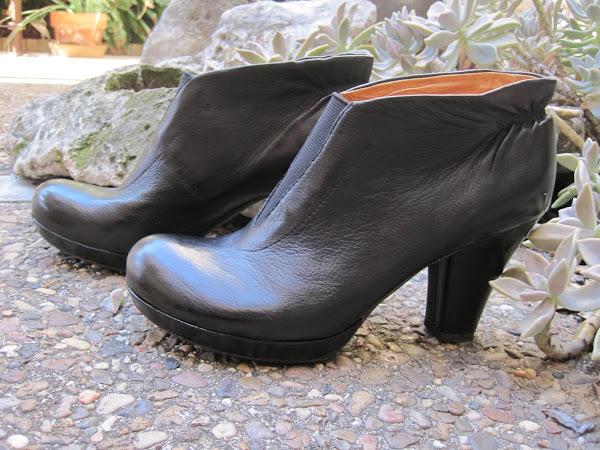 Bora Black Bootie