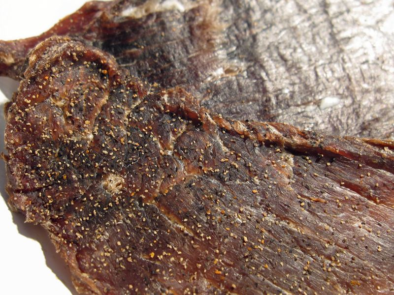 Old Fashioned Beef Jerky Recipe