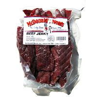 mcdonald's meats