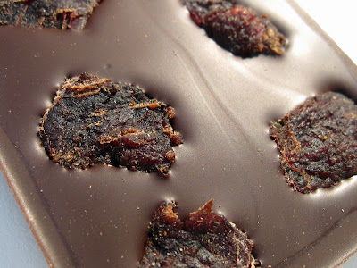 chocolate bee f jerky