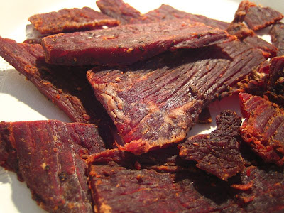 Double B Beef Jerky - Applewood Smoked