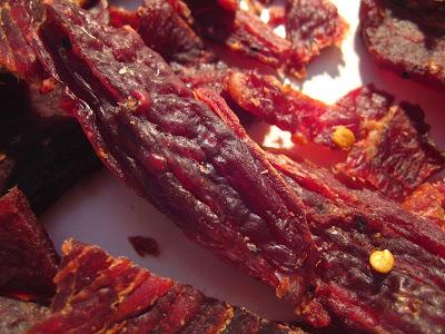 Double B Beef Jerky - Pecan Smoked