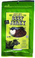 Trader Joe's Beef Jerky - Organic Peppered