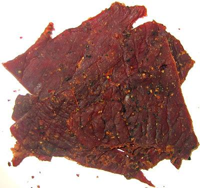 Trader Joe's Beef Jerky - Organic Peppered