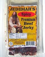 Jedidiah's Beef Jerky - Spicy Premium