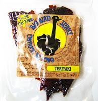 Big Bird Jerky - Ostrich Biltong - Teriyaki