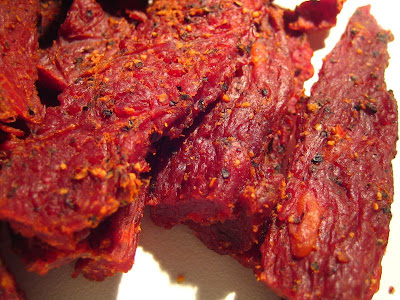 Jedidiah's Beef Jerky - Premium Peppered