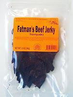 Fatman's Beef Jerky - Teriyaki