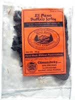 Wind River Jerky - El Paso Buffalo