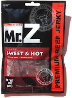 Mr. Z Beef Jerky - Sweet & Hot
