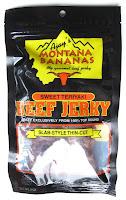 Ajay's Montana Bananas - Sweet Teriyaki