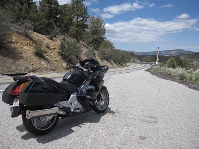 honda st1300 highway 38