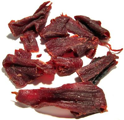 Jawbone Beef Jerky - Teriyaki ~ Beef Jerky Reviews