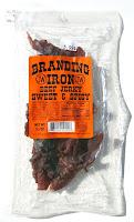 Branding Iron Beef Jerky
