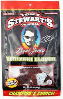 Tony Stewart's Beef Jerky