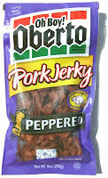 Oh Boy! Oberto Pork Jerky