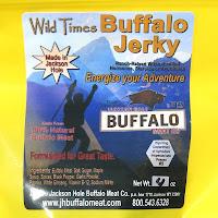 Wild Times Buffalo Jerky