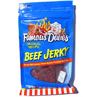 Famous Dave's Beef Jerky
