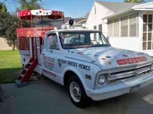 merry-go-round truck