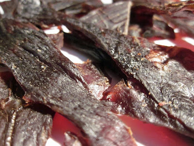 maple beef jerky