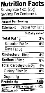 Jerky John's beef jerky nutrition facts